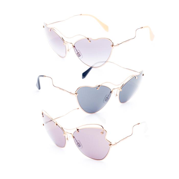 e881de517db41 Lançamentos Óculos de Sol Miu Miu Scenique   Blog Oculum