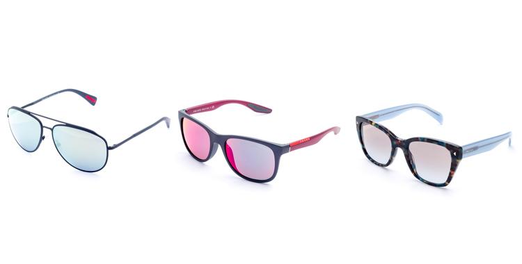 oculos da Prada preto