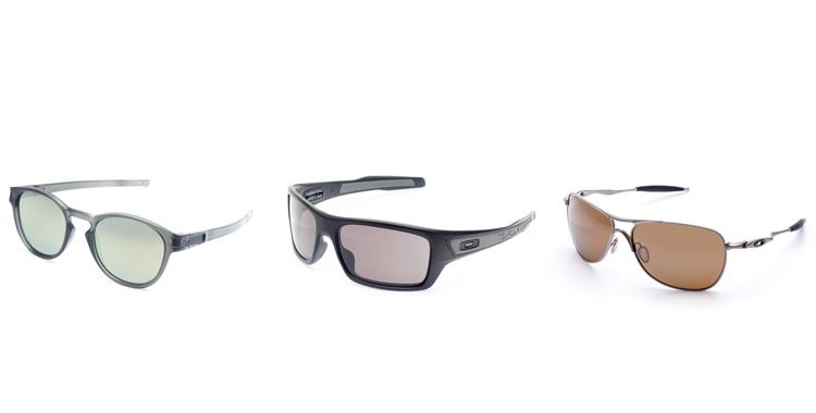 oculos de sol Oakley lente escura