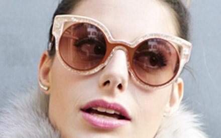 óculos de sol Fendi Paradeyes