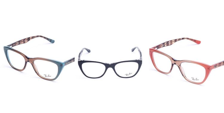 óculos de grau Ray Ban Cat