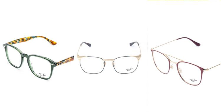 óculos de grau Ray Ban clássico
