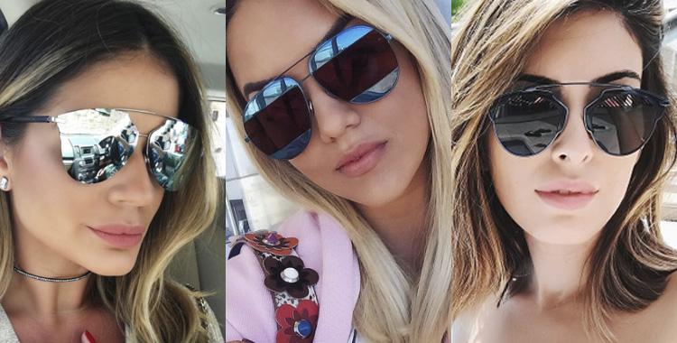 b4fd2fe1a9d2e Óculos de sol Dior - Blog oculum com as últimas novidades