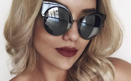 eccb7c337d13d Conheça o mais novo queridinho, os óculos de sol Fendi EyeShine