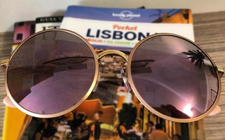 novo óculos Dolce Gabbana