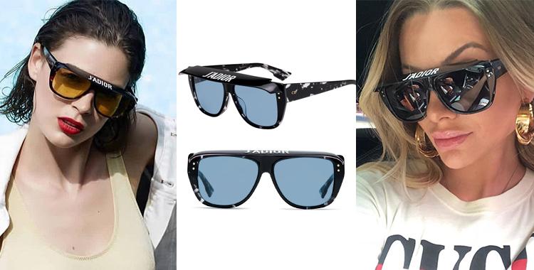 O Club2 da Oculum, assinado por Christian Dior,prometem virar objeto de  desejo das meninas mais antenadas. De pegada moderna, esses óculos são  perfeitos ... e46b1fce2c
