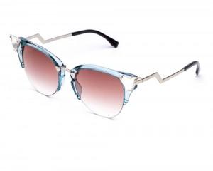 Fendi Iridia FF 0041-S 9EQNF Óculos de Sol