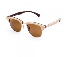 Ray Ban - Clubmaster Wood RB3016-M 1179 Óculos de Sol