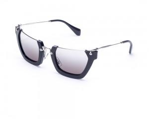 Miu Miu MU 12QS 1AB-4N2 Wink Óculos de Sol