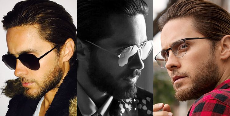 oculos de sol Carrera The Maverick Jared Leto