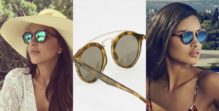 oculos de sol Ray Ban Gatsby