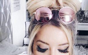 óculos de sol Prada PR51SS
