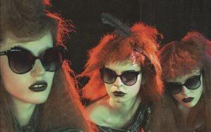 Novos óculos de sol Marc Jacobs