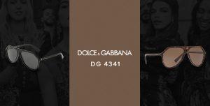 Dolce & Gabbana 4341