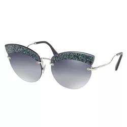 Miu Miu - 0MU 58TS D47148 - Óculos de Sol - Tamanho 65