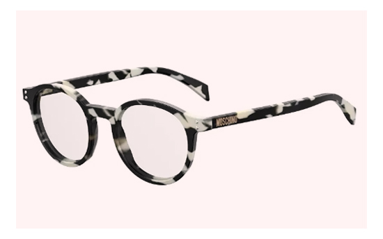 Moschino, óculos com personalidade