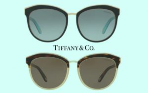 Tiffany & Co. óculos que celebram o amor