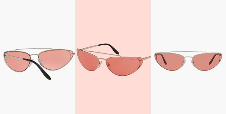 Óculos Prada Catwalk